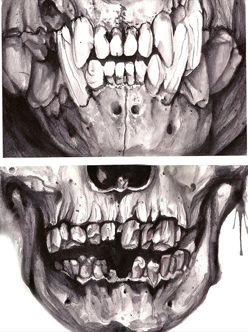 "PRINT ""Skull"""