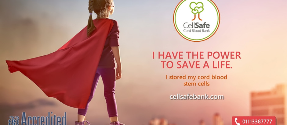 تخزين الخلايا الجذعية - هل هي الطريقة الأكثر فاعلية لحماية صحة اسرتك فى المستقبل؟