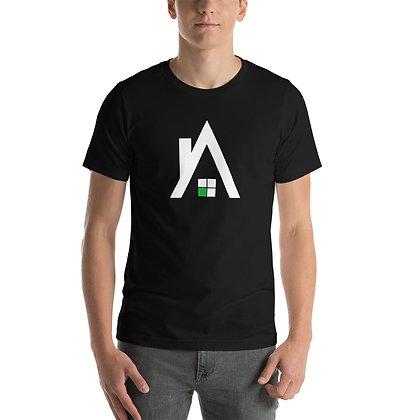 "Agentcor ""A"" Black T-Shirt"
