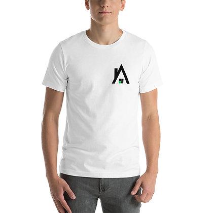 "Agentcor Small ""A"" White T-Shirt"