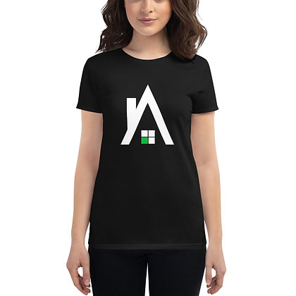 """Women's Agentcor """"A"""" T-shirt"""