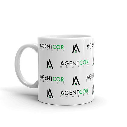 Agentcor Pattern Mug
