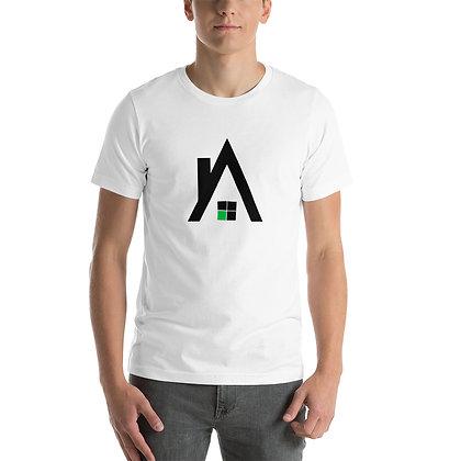 "Agentcor ""A"" White T-Shirt"