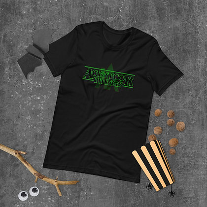 """Special Halloween Edition """"Agentcor Things"""" T-Shirt"""