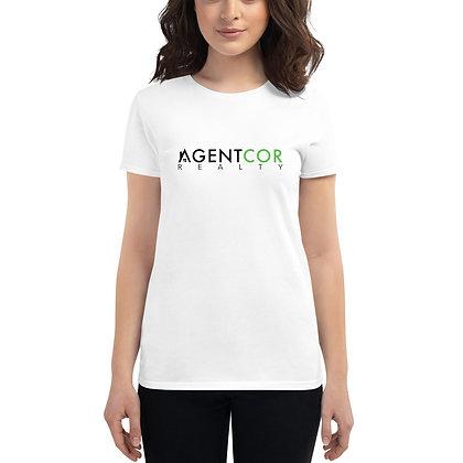 Women's Agentcor White T-shirt
