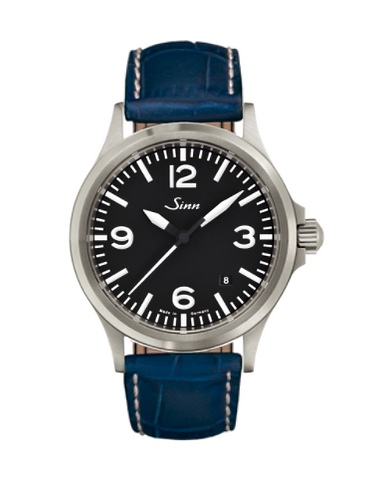 Sinn - 556 A - Misc Leather Strap options - 556.014