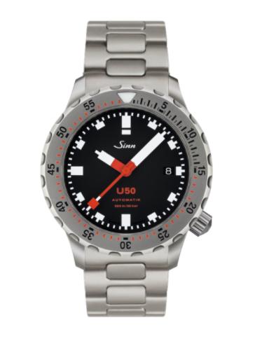 Sinn - U50 - Bracelet option - 1050.010