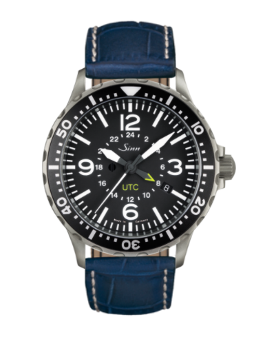 Sinn - 857 UTC - Misc Leather Strap options - 857.010