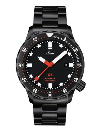 Sinn - U1 S - Bracelet option - 1010.020