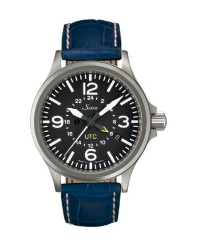 Sinn - 856 UTC - Misc Leather Strap options - 856.010