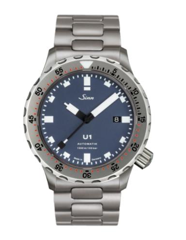 Sinn - U1 B - Bracelet option - 1010.0102