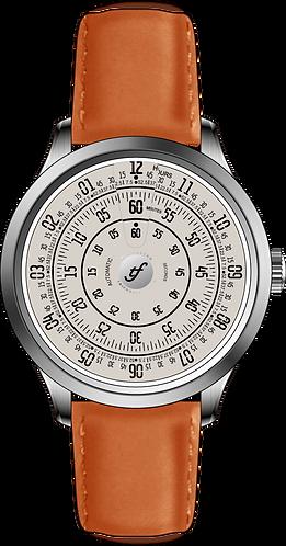 Trifoglio Italia Millimetro automatic watch no hands dial