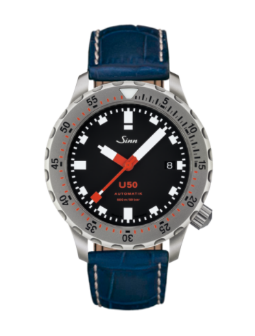 Sinn - U50 - Misc Leather Strap options - 1050.010