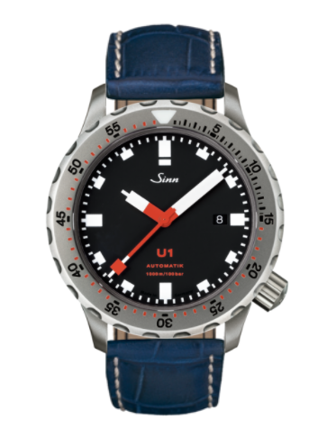 Sinn - U1 - Misc Leather Strap options -1010.010