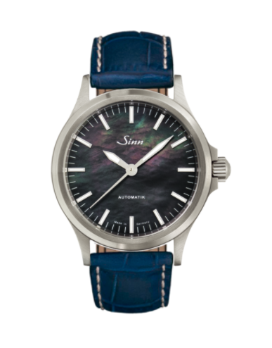 Sinn - 556 I Mother fo Pearl S - Misc Leather Strap options - 556.0105
