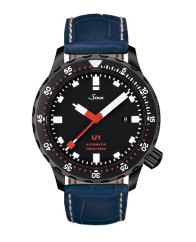 Sinn - U1 S - Misc Leather Strap options - 1010.020