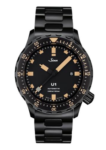Sinn - U1 S E - Bracelet option -1010.023