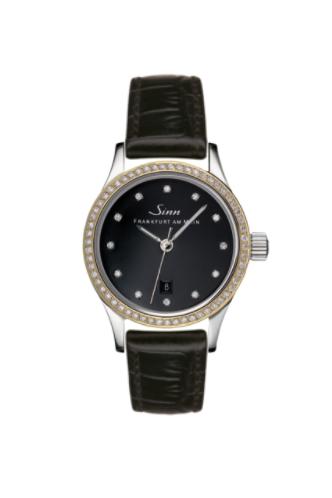 Sinn - 456 TW70 GG - Leather Starp Options - 456.040