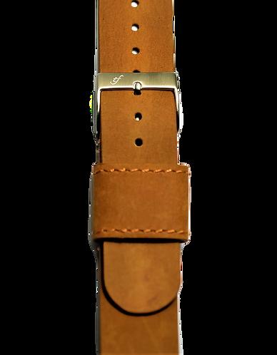 Italian Saddle Leather -Tan