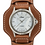 Thumbnail: Sinn - 556 I Mother fo Pearl W - Brown Leather Strap options - 556.0102