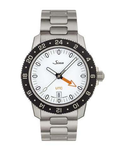 Sinn - 105 St Sa UTC W - Bracelet option - 105.021