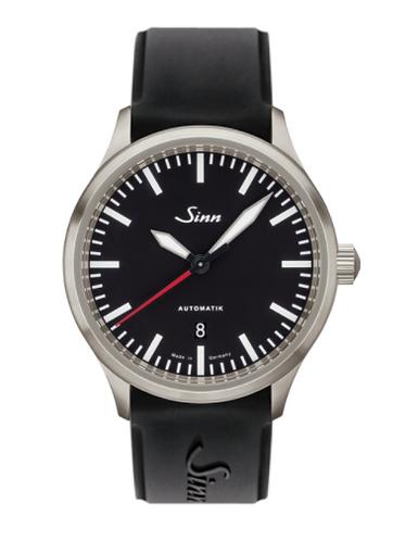 Sinn - 836 - Silicone Strap options - 836.010