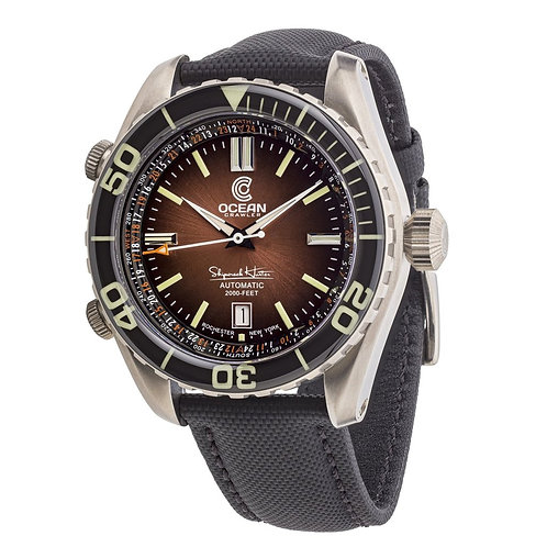 Ocean Crawler Ocean Navigator 45 divers watch