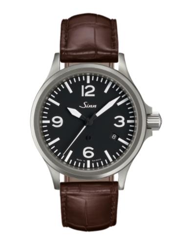Sinn - 856  - Brown Leather Strap options - 856.011