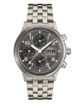 Sinn - 358 Sa Pilot DS - Bracelet Option - 358.065