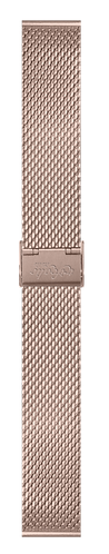 Stainless Steel Mesh -Rose Gold