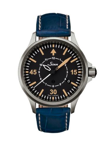 Sinn - 856 B-Uhr - Misc Leather Strap Options - 856.012