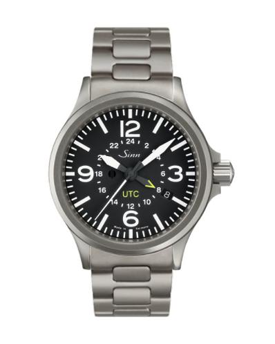 Sinn - 856 UTC - Bracelet option - 856.010