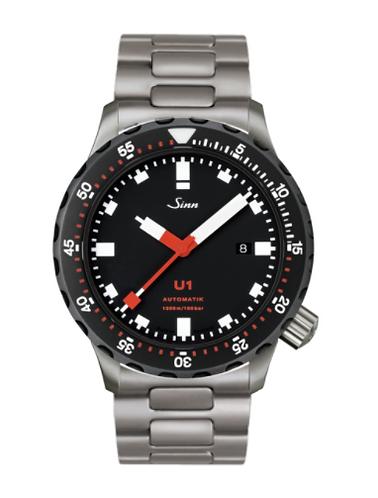 Sinn - U1 SDR - Bracelet options -1010.040