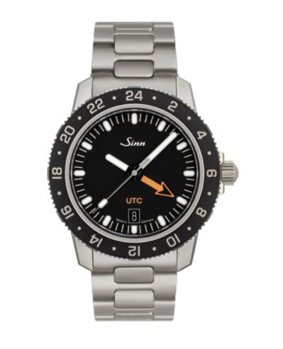 Sinn - 105 St Sa UTC - Bracelet option - 105.020