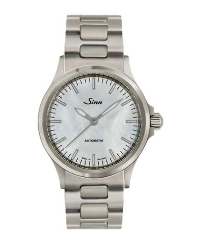 Sinn - 556 I Mother fo Pearl W - Bracelet options - 556.0102