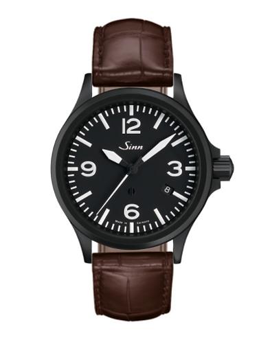 Sinn - 856 S  - Brown Leather Strap options - 856.023