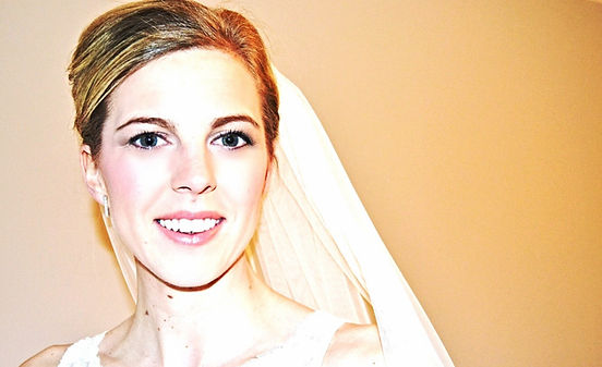 bridal make up elizabeth spry