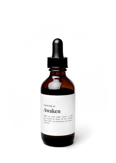 Awaken Body Oil
