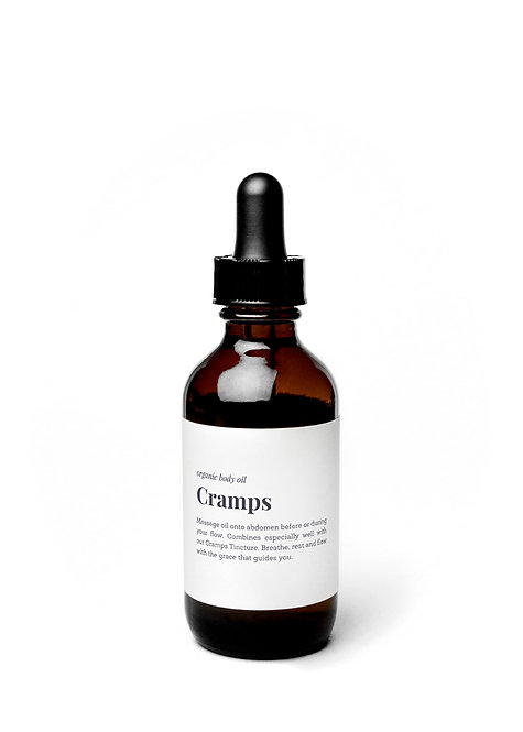 Cramps Body Oil