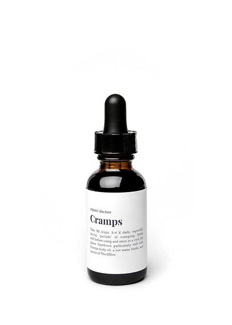 Cramps Tincture