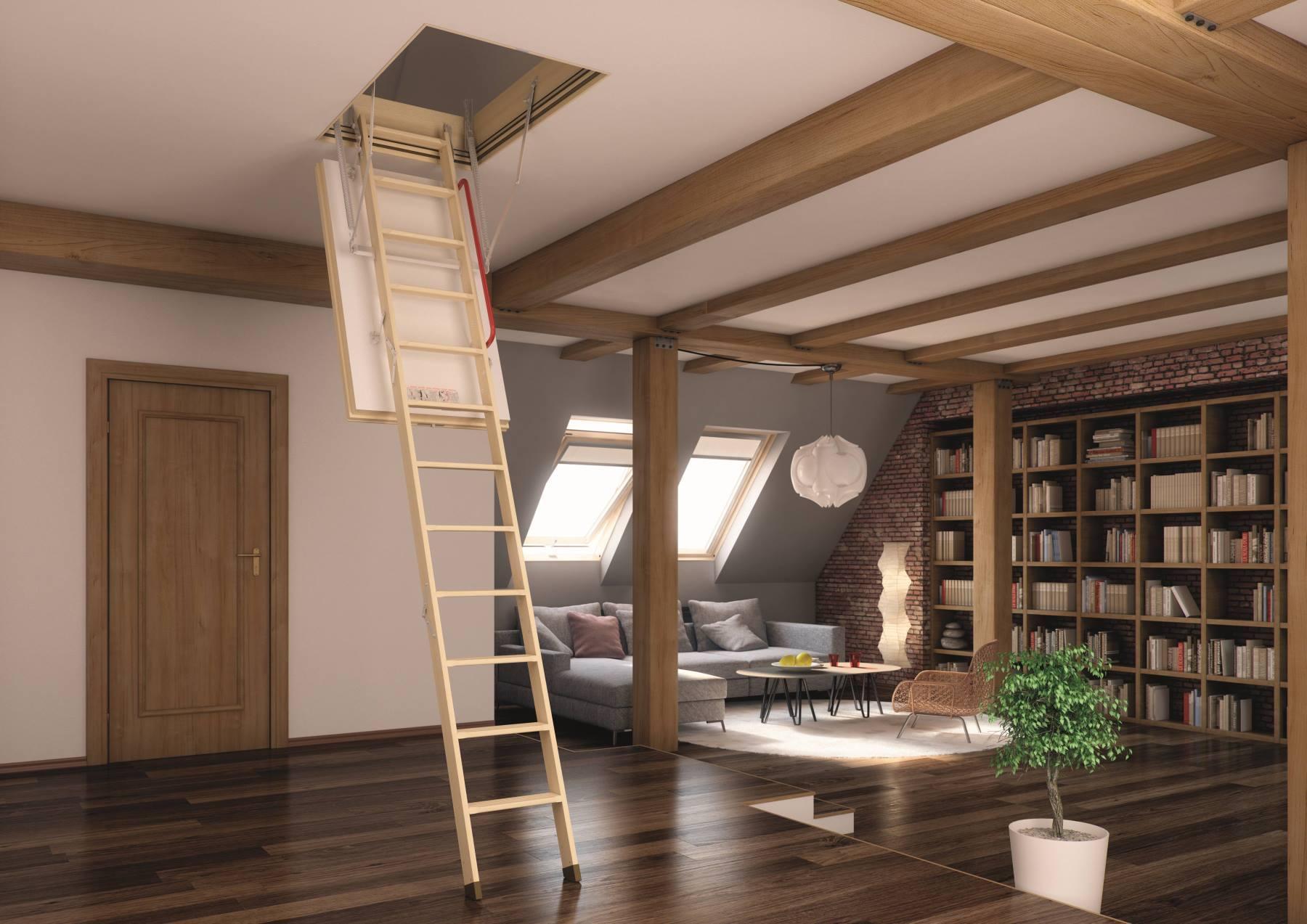 Fabuleux Scala retrattile coibentata: prezzi scale retrattili parete e soffitto SP61