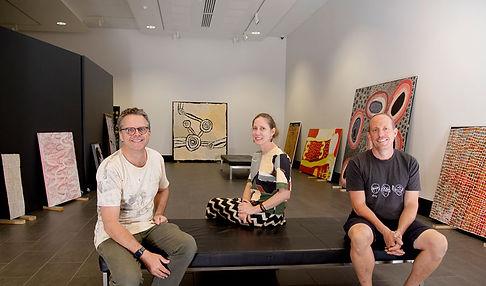 Salon-Exhibition-Paul,-Kellie-and-Matt.j