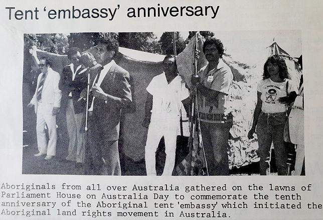 5---10th-anniversary-of-Tent-Embassy,-Ca