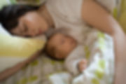 Postpartum Doulas help you get rest.