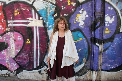 דורית ויסמן - דבר אל השיר - אתר חדרים - צילום: יאיר בן־חיים