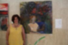 שיר ותמונה-אוסף פרטי - תערוכה מרים יערי ספטמבר 2018 | אתר חדרים