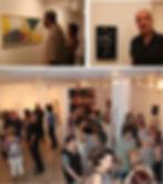 תערוכת מכחול האש - גלריית המשכן בית מאירוב - רוני סומק