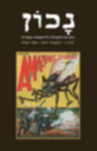 שער גיליון מספר 3 של כתב-העת 'נכון' 03.1