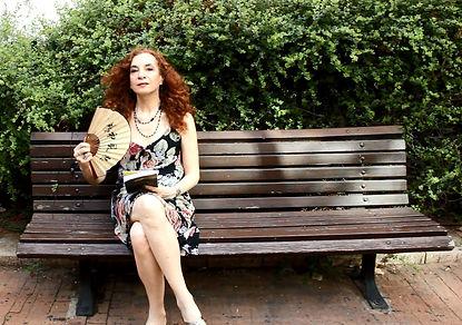טל ניצן | דבר אל השיר – אתר חדרים | צילום: יאיר בן־חיים
