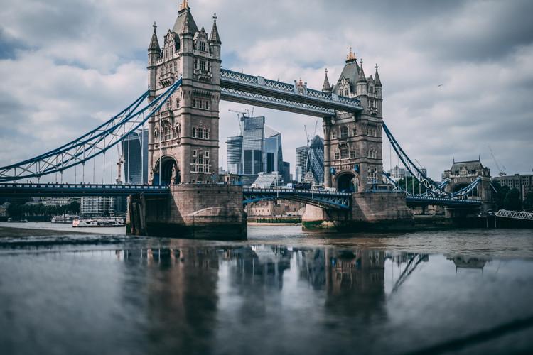 Tower Bridge. London, England
